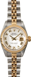 Rolex Ladies Datejust 79173 MOP Roman