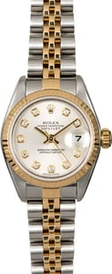 Rolex Ladies Datejust 79173 Diamonds