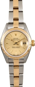 Ladies Rolex Datejust Watch 79173 Two Tone Oyster