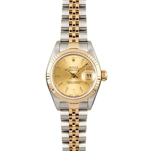 Used Rolex Datejust 79173
