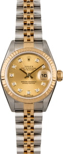 Rolex Ladies DateJust Diamond 79173