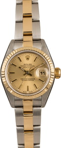 Pre-Owned Rolex 79173 Datejust
