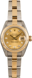 Pre-Owned Diamond Rolex Lady Datejust 79173