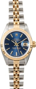 Rolex Lady-Datejust 79173 Blue