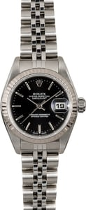 Rolex Ladies Datejust 79174 Steel Jubilee Bracelet