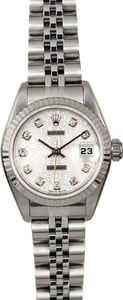 Rolex Lady Datejust 79174 Diamond Jubilee Dial