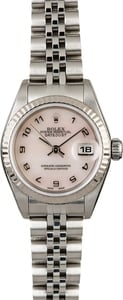 Rolex Lady Datejust 79174 MOP Arabic Dial