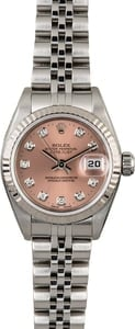 Rolex Lady Datejust 79174 with Diamonds