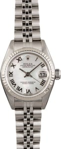 Rolex Lady Datejust 79174 Mother of Pearl Dial