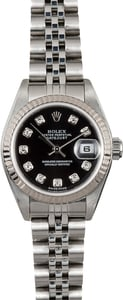 Lady-Datejust Rolex 79174 Diamond Dial