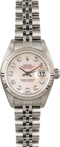 Rolex Lady-Datejust 79174 Diamond Mother of Pearl