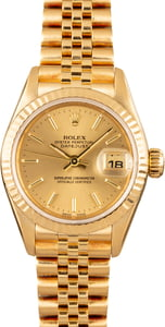 Pre Owned Rolex Ladies Datejust 79178 Jubilee