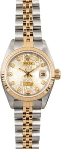 Rolex Lady-Datejust Diamond Jubilee 69173