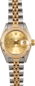 Rolex Lady-Datejust Jubilee 69173 Champagne
