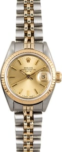 Rolex Lady-Datejust Jubilee 69173 Champagne Dial