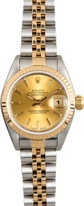 Rolex Lady-Datejust Jubilee Band 69173