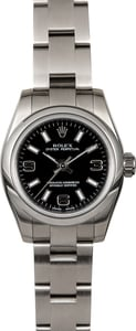 Ladies Rolex Oyster Perpetual 176200 Oyster Band