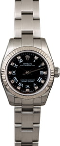 Rolex Lady Oyster Perpetual 176234 Diamond Dial