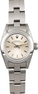 Women's Used Rolex Oyster Perpetual 67180