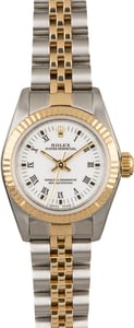 Rolex Oyster Perpetual 67193 Two Tone Jubilee