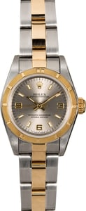 Ladies Rolex Oyster Perpetual 67233