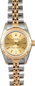 Women's Rolex Oyster Perpetual 76193