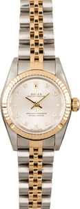 Rolex Oyster Perpetual 76193 Diamond Dial