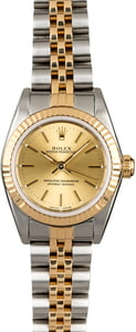 Ladies Rolex Oyster Perpetual 79173