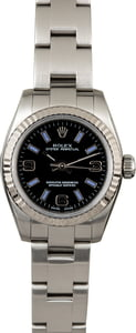 PreOwned Rolex Lady Oyster Perpetual 176234