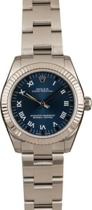 Used Rolex Mid-Size Datejust 177234 Diamonds