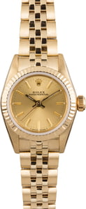 Pre Owned Rolex Oyster Perpetual 67197