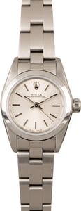 Rolex Lady Oyster Perpetual 76080 Steel Oyster