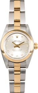 Rolex Lady Oyster Perpetual 76183 Diamond