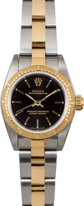 Rolex Lady Oyster Perpetual 76243 Black