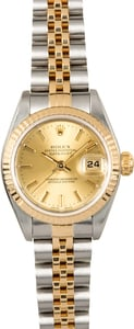 Rolex Lady Two-Tone Datejust 79173