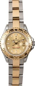 Rolex Yacht-Master 169623 Champagne Two Tone