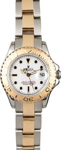 Rolex Yacht-Master 169623 White Dial