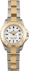 Pre Owned Rolex Yacht-Master 169623 White Dial