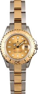Rolex Lady Yacht-Master 169623 Champagne Two Tone