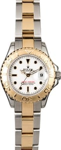Rolex Ladies Yacht-Master 169623 White