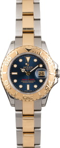 Rolex Yacht-Master 29MM 169623 Blue Dial