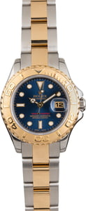 PreOwned Rolex Yacht-Master 29MM 169623 Blue Dial