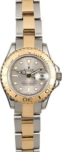Rolex Yachtmaster Ladies 18k Gold & Steel 69623
