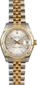 PreOwned Rolex Datejust 178273