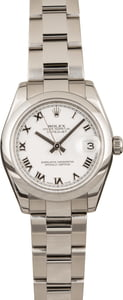 Pre Owned Rolex Datejust 178240 Mid-size
