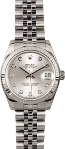 Rolex Datejust 31mm Diamond 178274