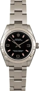 Pre Owned Rolex Oyster Perpetual Midsize Watch 177234