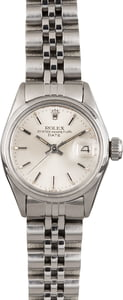 Pre Owned Ladies Rolex Oyster Perpetual 6516