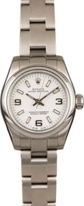 Pre-Owned Rolex Ladies Oyster Perpetual 176200
