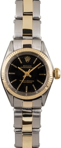 Pre Owned Ladies Vintage Rolex Oyster Perpetual 6618